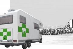 Teaser_Mobile Zahnarztpraxis Syrien